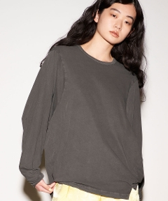 Technorama Long Sleeve Tee DK.GREY