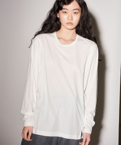 Technorama Long Sleeve Tee WHITE