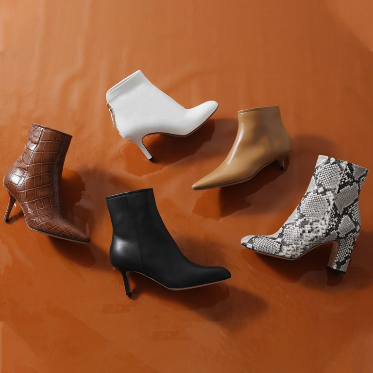 2019 AUTUMN WINTER BOOTS COLLECTION