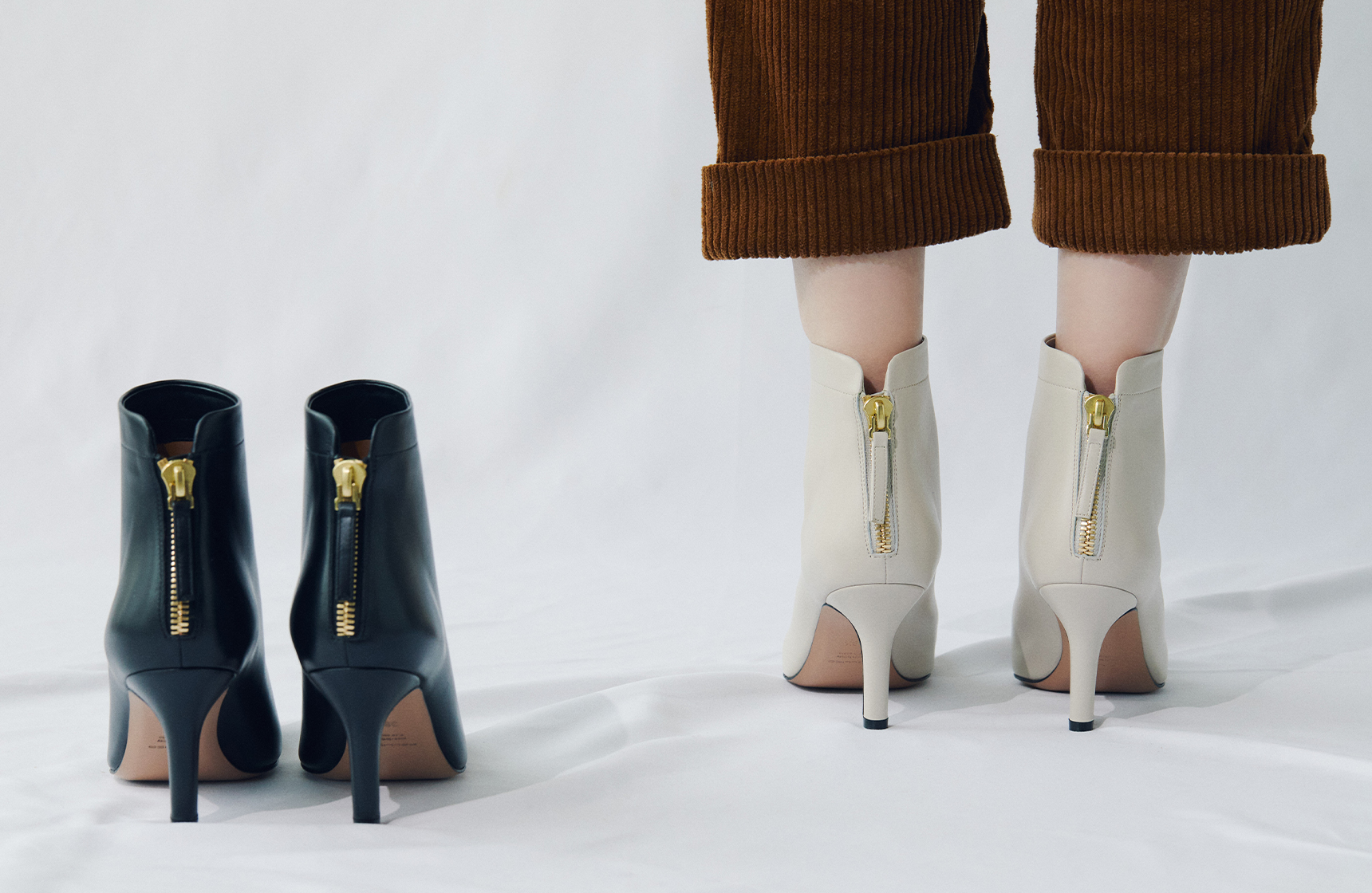 Masterpiece boots for the glittering winter